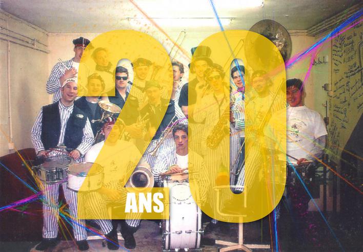 Les Boules de Feu ont 20 ans !