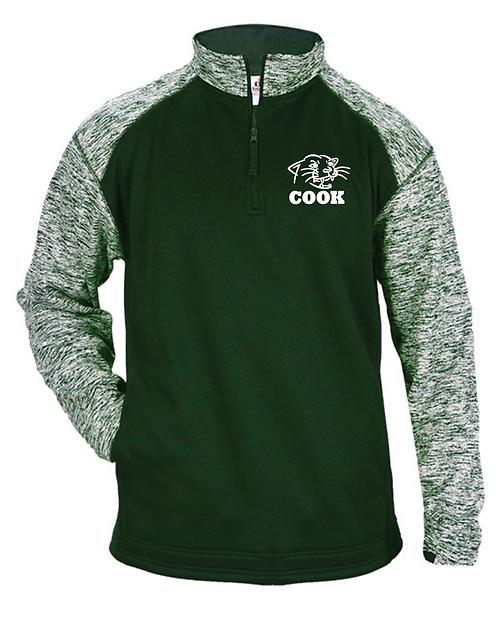 Sport Performance Fleece Quarter-Zip Pullover