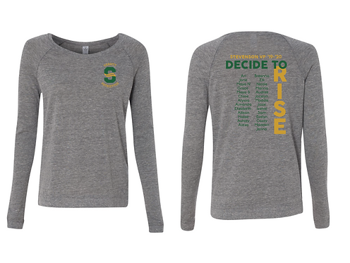 Alternative - Women's Eco Jersey™ Locker Room Pullover