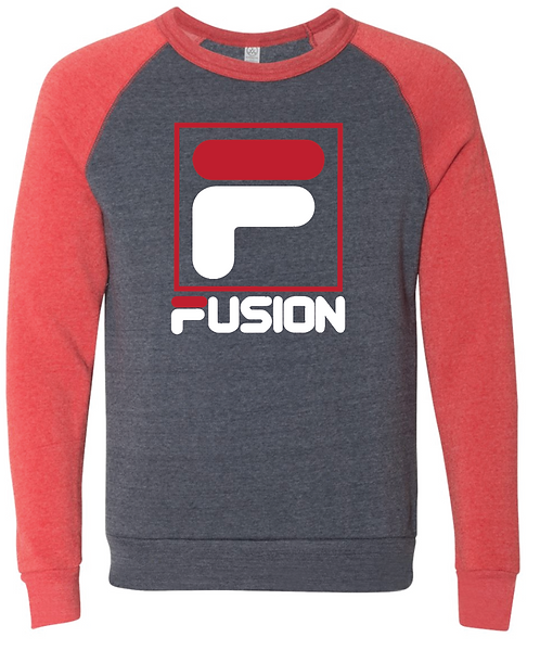 Fusion FILA Crewneck - ADULT ONLY