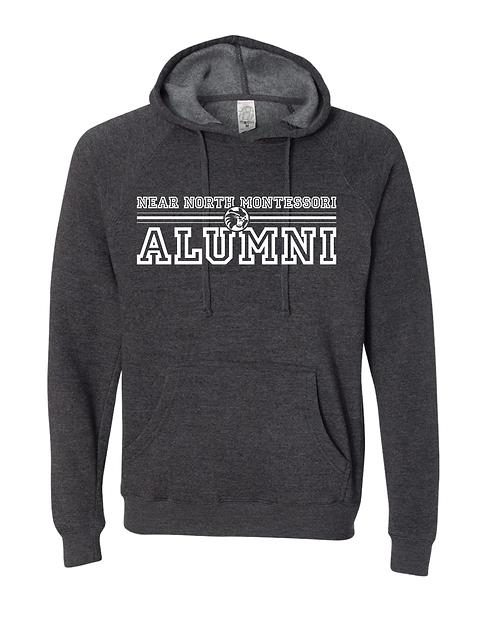 NNM Alumni Sweatshirt-Charcoal