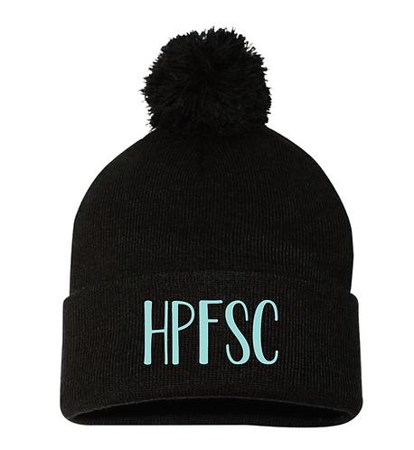 Knit Pom Winter Hat