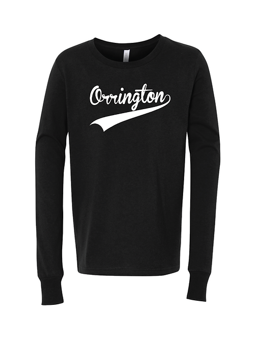 Orrington Long Sleeve - Black