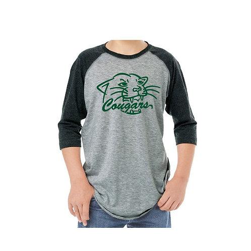 Cougars Baseball Tee