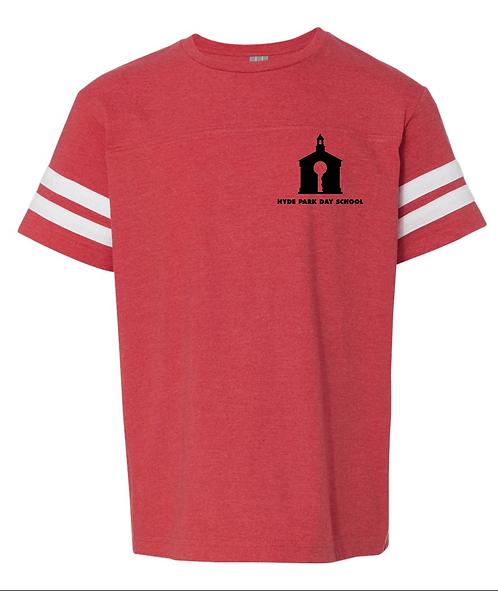 HPDS Striped Sleeve T-Shirt