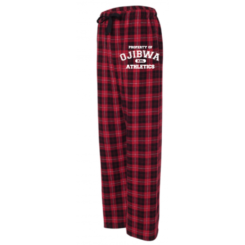 Ojibwa Flannel Pants