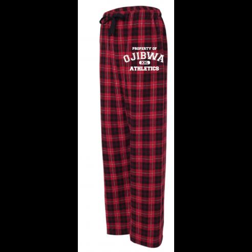 Ojibwa Flannel Pants