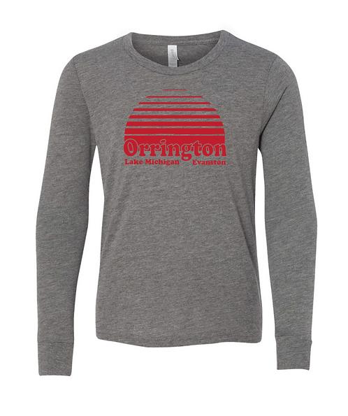 Orrington Long Sleeve - Grey Triblend