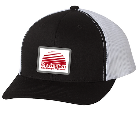 Retro Patch Trucker Hat