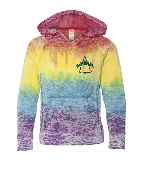 Burnout Hooded Sweatshirt