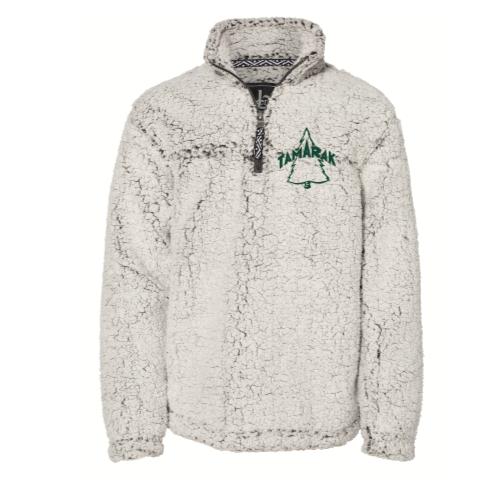 Boxercraft Sherpa Quarter-Zip Pullover