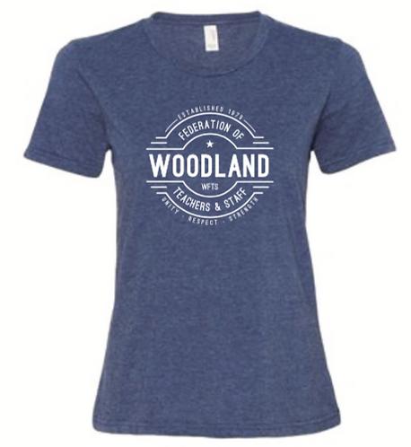 Woodland Ladies Cut Lightweight T-Shirt