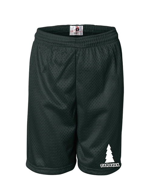 Forest Badger Mesh Shorts-2019
