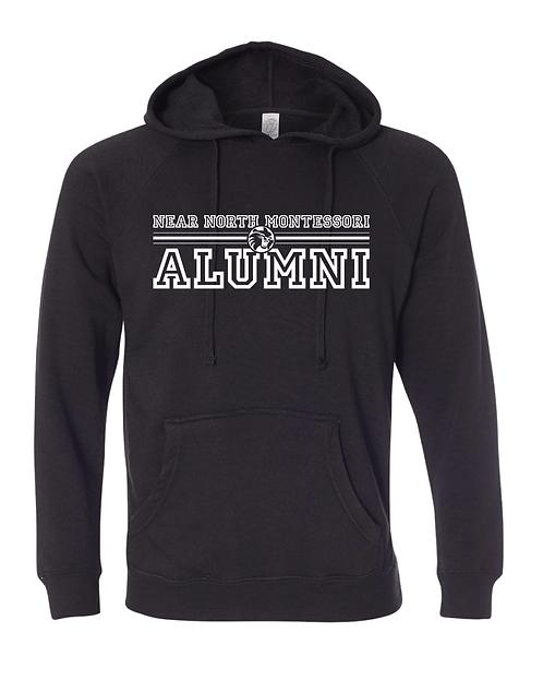 NNM Alumni Sweatshirt-Black