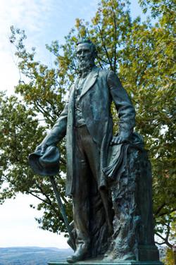 Ezra Cornell, Cornell Campus