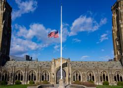 War Memorial, McFaddin & Lyon Hall