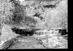 Taughannock Gorge Winter