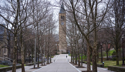 Cornell McGraw Tower 3-2020