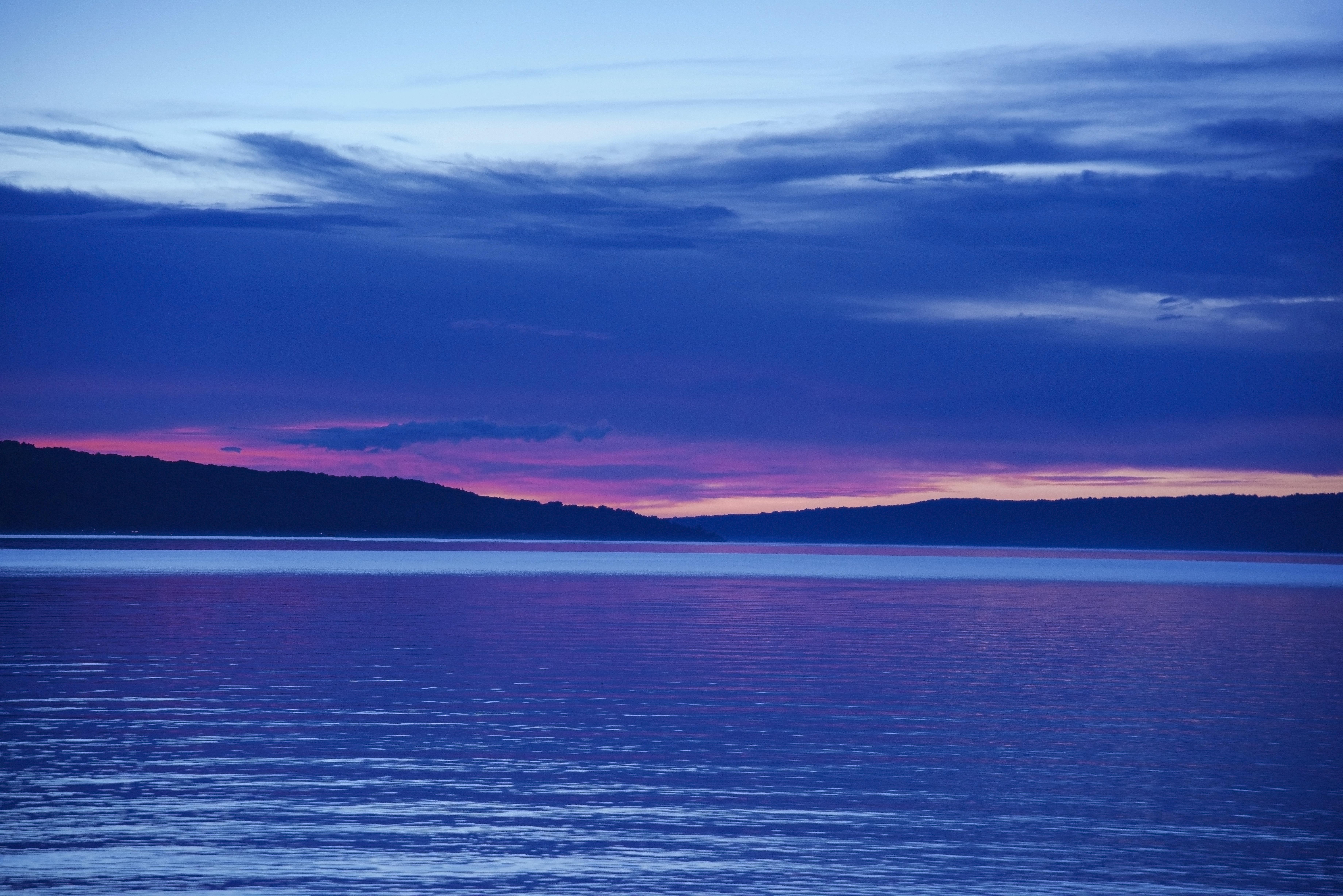 Cayuga Lake Sunset