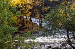 Cascadilla Gorge, Ithaca, NY