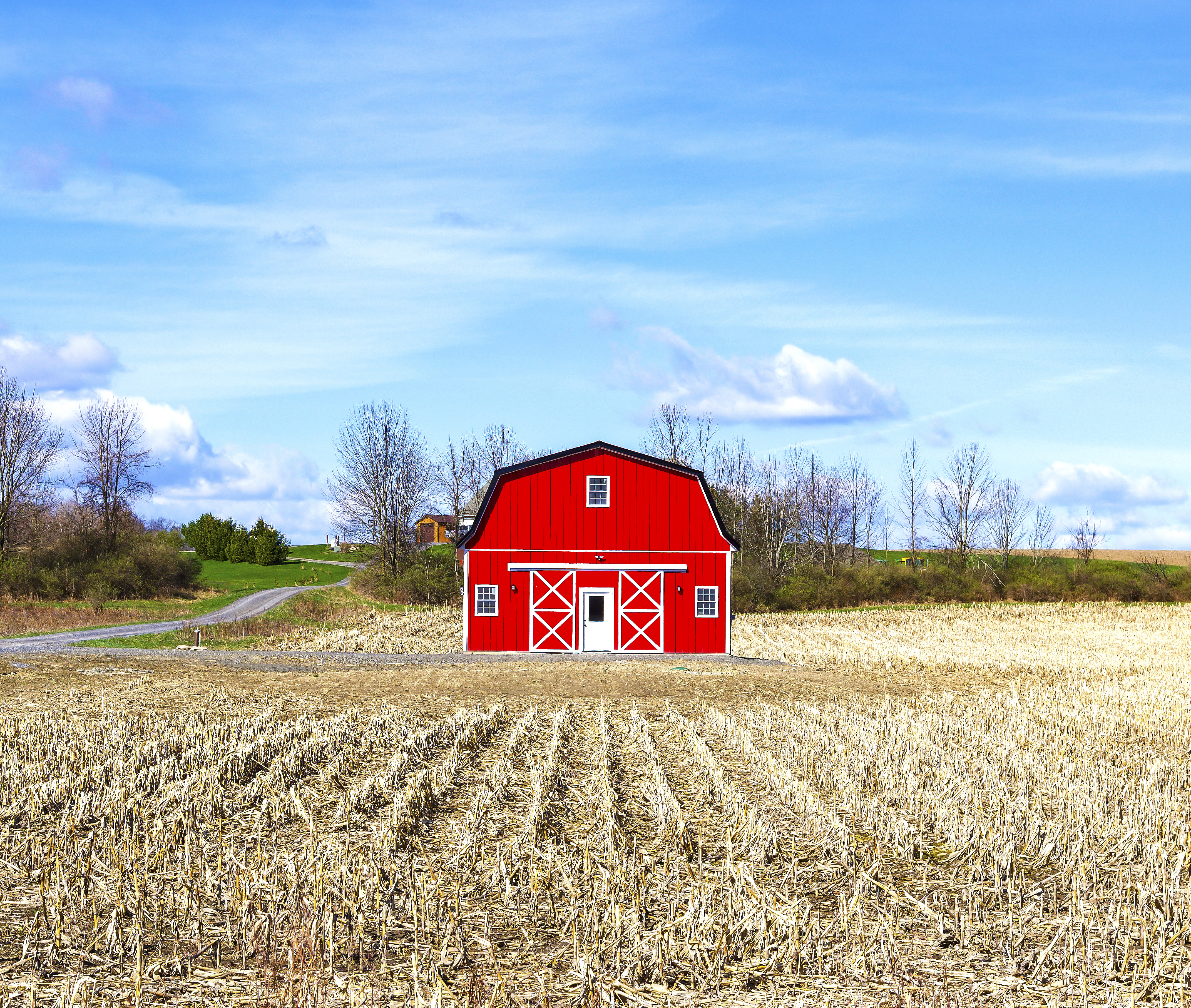 Red Barn, Rt. 96A