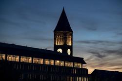 Jennie McGraw Clock Tower, Cornell