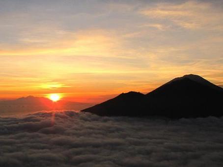 Mt. Batur - it's worth the effort!