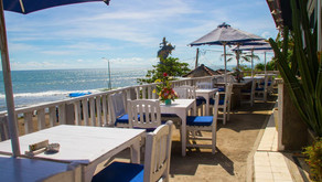 Ocean View Restaurant in Pererenan
