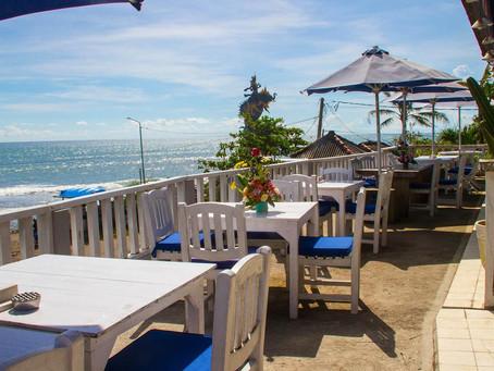 Ocean View Restaurant in Pererenan