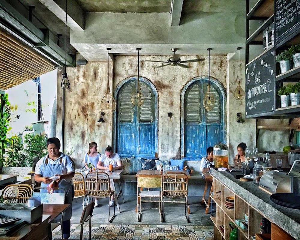 Hipster Restaurants canggu