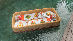 Floating Tray