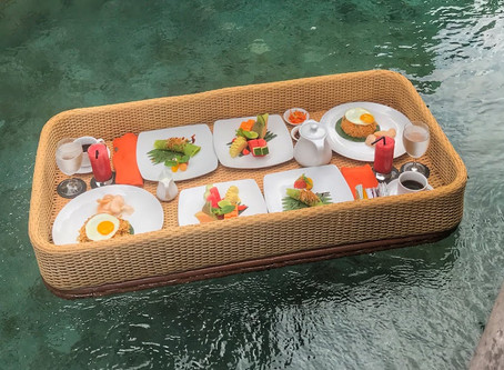 Floating Tray