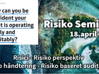 Lloyds Risiko Seminar 18.April 2018