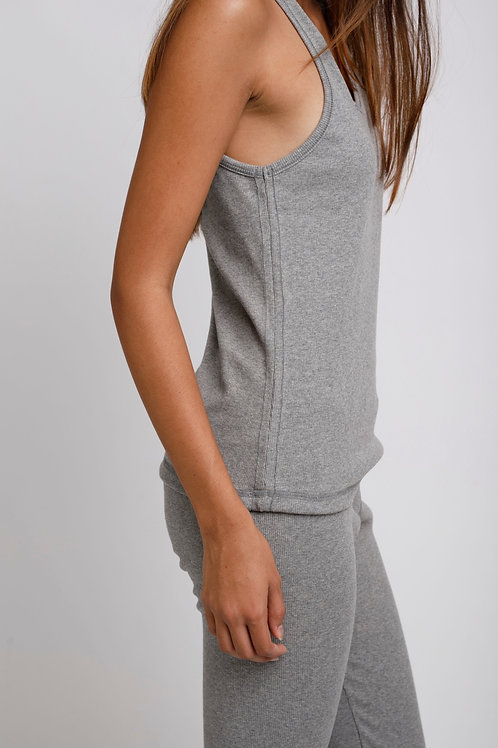 T-SHIRT SM CANALE GREY