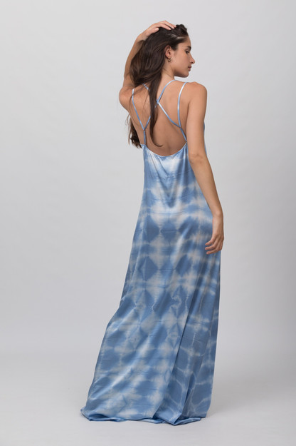 Long Dress Square Tinta