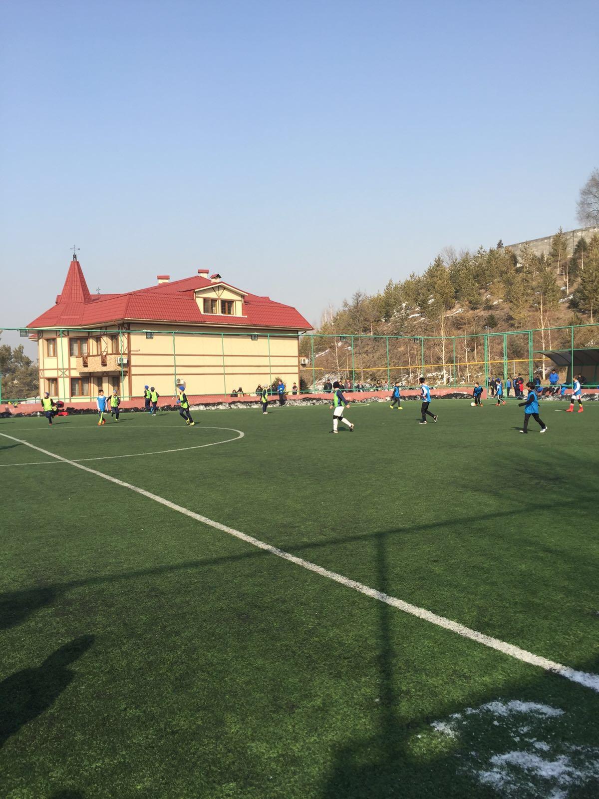 ЦСКА-Баганашил - Аякс13:0