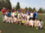 Детская футбольная школа-клуб | ЦСКА-Баганашыл | Алматы