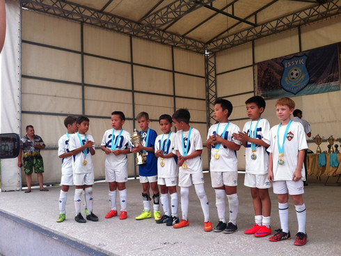 Ежегодный турнир по футболу памяти Ибраева Калижана