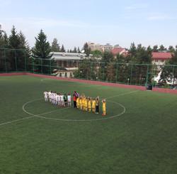 Футбольная школа ЦСКА-Баганашыл