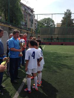 10 мая Награждение ЦСКА-Баганашыл