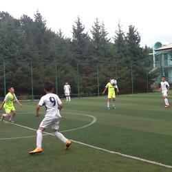 Иссык-Куль.Матч с Актобе