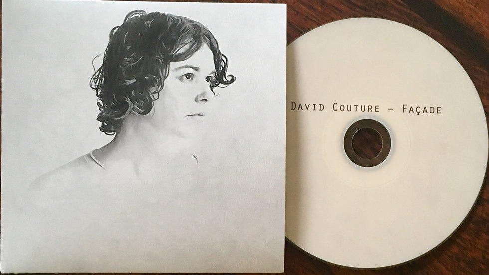 Façade - David Couture - Album Physique