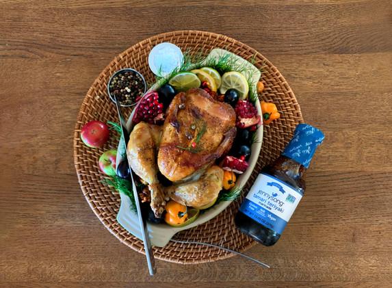 Tamari Chicken