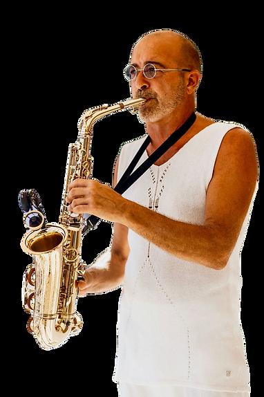 Saxophone Ibiza