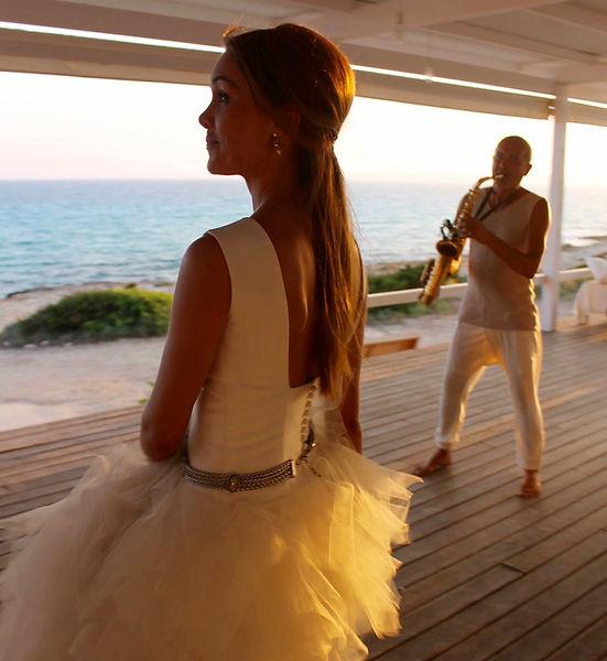 Saxo wedding Formentera