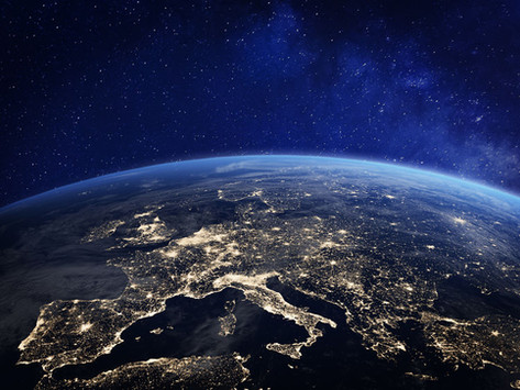 Space: The new frontier for internet of things connectivity