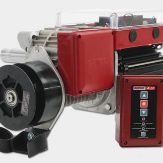 Powering Industrial Rollers Tools