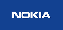 Logo of Nokia