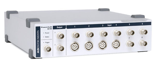 Data Acquisition System for AD Instruments manufactured by Circuitwise Electronics