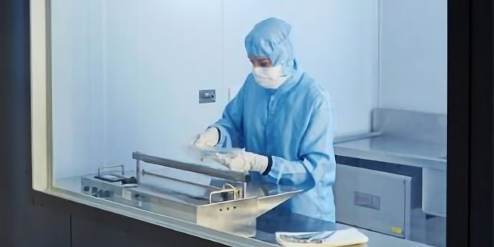 Packaging and sterilisation for Active MedTech